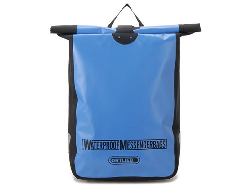 Bolsa Ortlieb Messenger Bag OCEAN BLUE BLACK