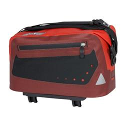 TRUNK BAG RACK LOCK RED BLACK
