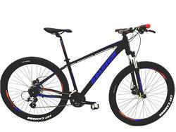 Bicicleta Mojave 4.5 R29 Negro con Azul  Talle 17