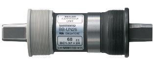 Cartridge Caja Shimano BB-UN26 122mm en Caja