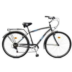 Bicicleta Olmo Freetime Aluminio 280+ Gris Talle 19