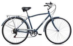 Bicicleta Olmo Freetime Aluminio 280+ Azul Talle 19