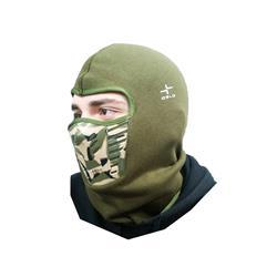 Mascara OSLO Balaclava Neopreno Pasamontaña Negro Verde