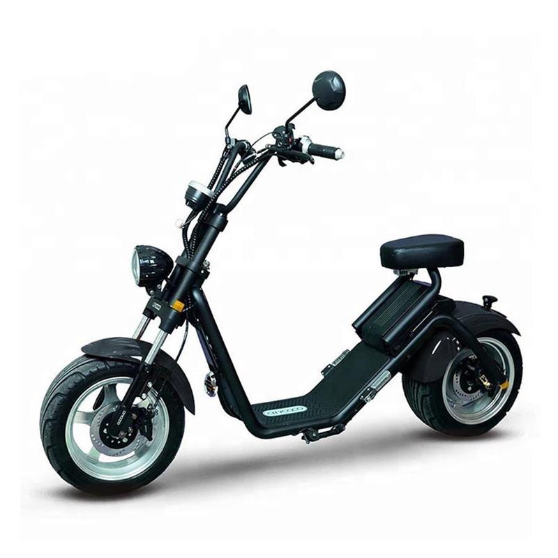 Moto Electrica Tempus