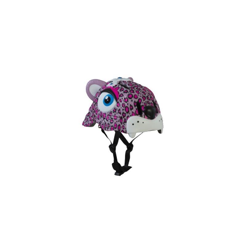 Casco MiniRembrandt Leopard Pink