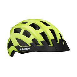 Casco Lazer By Shimano Compact Flash Yellow