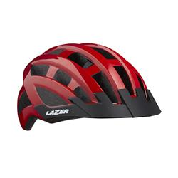 Casco Lazer By Shimano Compact Red
