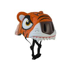 Casco Crazy Tiger Orange (XS) (S)