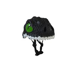 Casco Crazy Black Dragon con LUZ (XS) (S)
