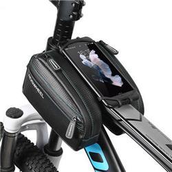 Bolso al caño superior Bicycle Double Frame Bag Celular