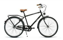 Bicicleta Raleigh 700C Classic Nexus 3V. Negra Talle 19