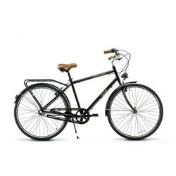 Bicicleta Raleigh 700C Classic Nexus3V. Negra