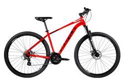 Bicicleta Battle Rodado 29 210M Talle 16.5 Roja Negro