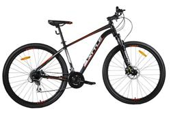 Bicicleta Battle Rodado 27.5 240H Talle 18 Negro Rojo