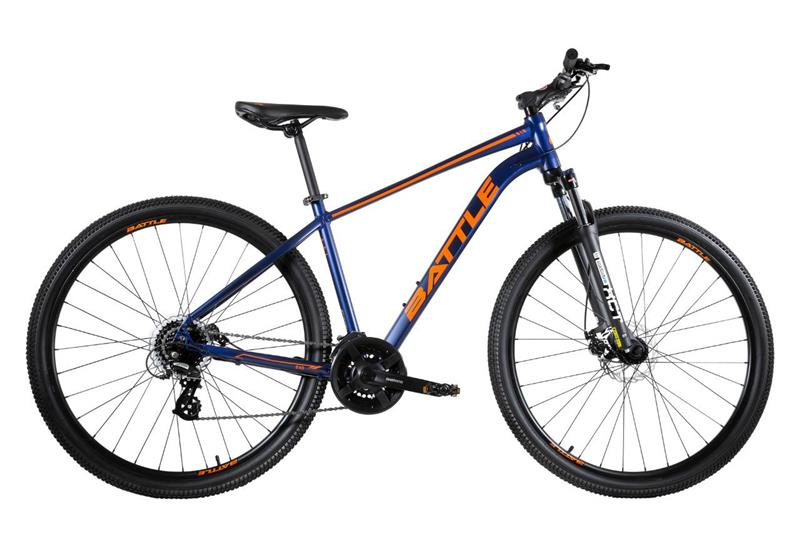 Bicicleta Battle Rodado 27.5 240M Talle 18 Azul