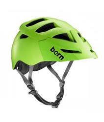 Casco BERN Morrison Neon Green Hard Visor (S) (M)