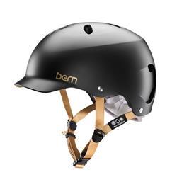 Casco BERN Lenox EPS SATIN Black (S)