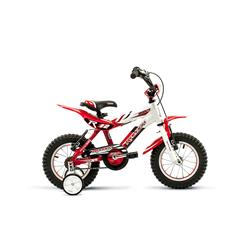 Bicicleta Raleigh MXR Rodado 12 Roja