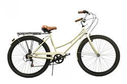 Bicicleta Urbana Dama R26 6v Crema by TB