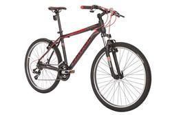 Bicicleta Raleigh Mojave 2.0 Negro con Rojo Talle 20