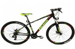 Bicicleta Raleigh Mojave 2.0 Rodado 27.5 Negro Verde Rojo Talle 17
