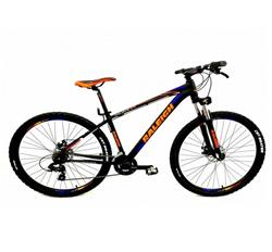 Bicicleta Raleigh Mojave 2.0 Rodado 29 Negro Azul Naanja Talle 17