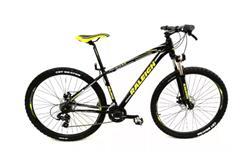 Bicicleta Raleigh Mojave 2.0 Rodado 29 Negro Amarillo Talle 19