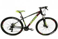 Bicicleta Raleigh Mojave 2.0 Rodado 29 Negro Verde Rojo Talle 19