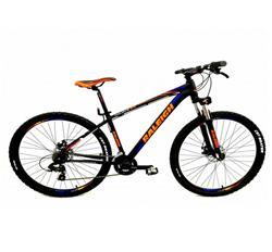 Bicicleta Raleigh Mojave 2.0 Rodado 29 Negro Azul Naanja Talle 19