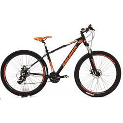 Bicicleta Raleigh Mojave 2.0 Rodado 29 Negro Naranja Talle 15