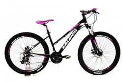 Bicicleta Raleigh Mojave 2.0 R27.5 Negro Blanco Rosa Talle 18
