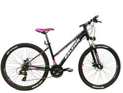 Bicicleta Raleigh Mojave 2.0 R27.5 DAMA NEGRO con ROSA Talle 16
