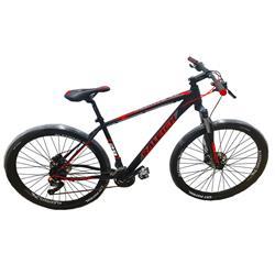 Bicicleta Raleigh Mojave 4.0 Rodado 29 Negro Rojo Mate Talle 17
