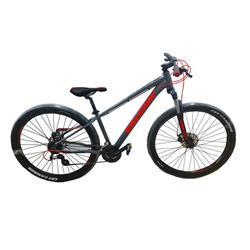 Bicicleta Raleigh Mojave 4.5 Rodado 29 Gris con Negro Talle 17