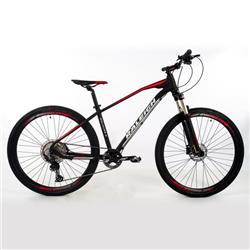 Bicicleta Raleigh Mojave Rodado 29 5.0 Negro Rojo Talle 21