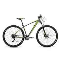 Bicicleta Raleigh Mojave 5.5 Rodado 29 Gris Verde T17