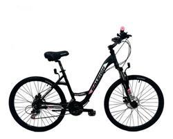 Bicicleta Raleigh Venture 3.0 Gris AZUL Talle 17.5