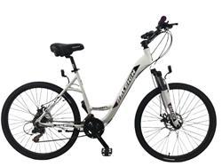 Bicicleta Raleigh Venture 3.0 Blanco Rodado 27.5 Talle 16
