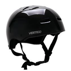Casco Vertigo VX Negro Brillante TALLE L