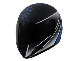 Casco Moto Integral Vertigo HK7 Azul Mate TALLE M