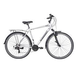 Bicicleta Rembrandt Vista Silver Aluminio 21V