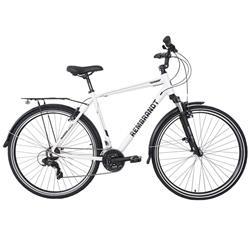 Bicicleta Rembrandt Vista White Aluminio 21V