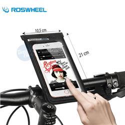 Porta celular al manubrio Roswheel Cell Phone Bag