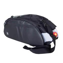 Bolso porta paquetes Sahoo by Roswheel TRUNK BAG con Luz