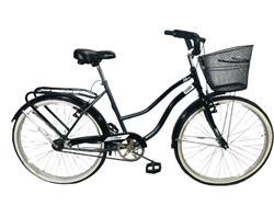 Bicicleta Stark Alba Gris con Negro R-26