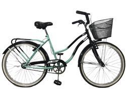 Bicicleta Stark Alba Negro con Verde Agua R-26