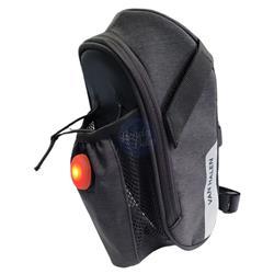 Bolso bajo asiento Saddle Bag con luz Van Halen  (Van919)