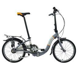 Bicicleta Dahon CIAO i7 Gris Naranja